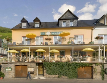 Hotel Moselblick in Burg